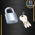Double Steel Ball Locking Brass Padlock