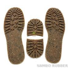 Recycled Rubber Soles - OUTSOLE & TOP LIFT
