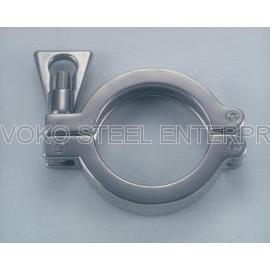 Stainless Steel Hygienic Fittings - Clamp