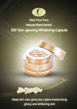 EGF Whitening Anti-aging Essence Serum Capsule