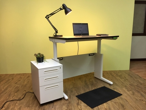 sit to stand desk-table leg type-Oriental -STAND