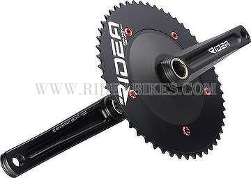 Taiwan Track Fixgear Bike Crankset Ae24 A5tt Bike Parts