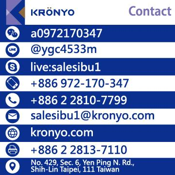 KRONYO TBP-A01 adapter connection pipe co2 cylinder
