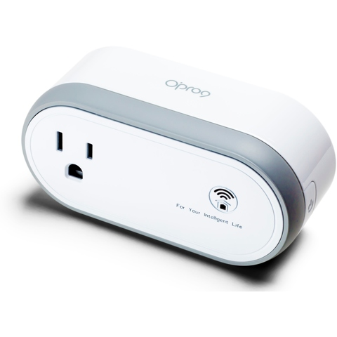 Taiwan Opro9 Wi-Fi Smart Power Outlet Switch for Smartphones