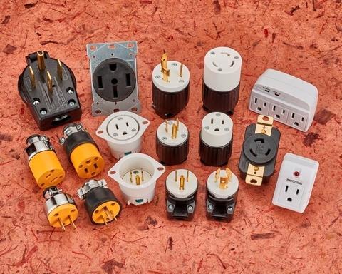 Plug & Connector & Receptacle & Tap & Adaptor