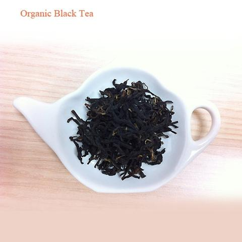 Taiwan Natural/Organic Black Tea
