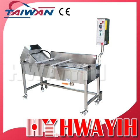 HY-589 Continuous Conveyor Fryer