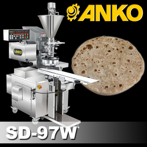 Anko Automatic Encrusting Roti Machine Anko Food Machine