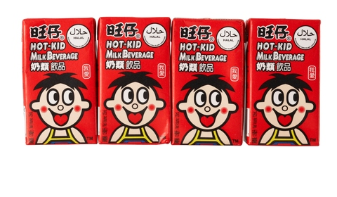 HOT-KID Milk Flavored Drink (OEM) - 125ml/250ml