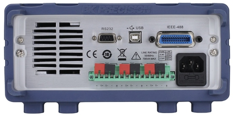 9130B Series Triple Output Programmable DC Power Supplies