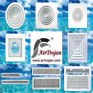 Air Diffuser/grille/register