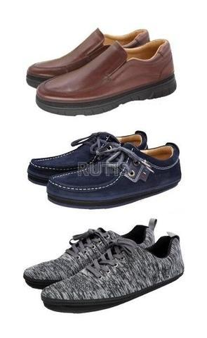 Interchangeable Covers Dress Shoes for Men (A)