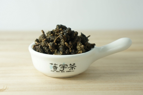 Tung Ting Oolong Tea  loose leaves