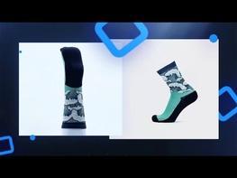 PAULTEX HOSIERY LTD. (3D Seamless Printing Socks)