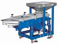 Horizontal Vibrating Sieving Machine