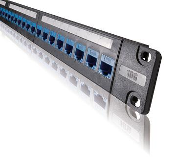 Cat.6A Patch Panel