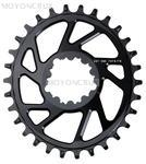9-12 speed direct-mounted single sram chainring