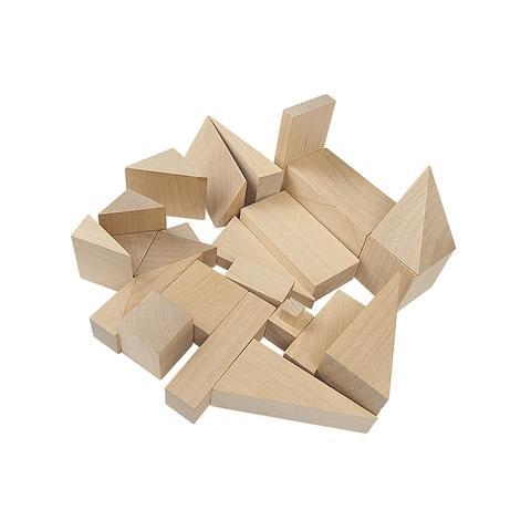 300 Geo blocks 25 different types,