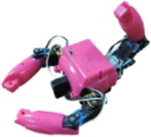 BR_Scorpion Robotic  Profession _pink AI toy