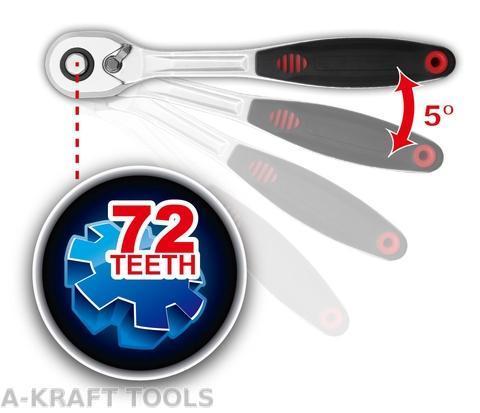 Ratchet R2200 for72 teeth