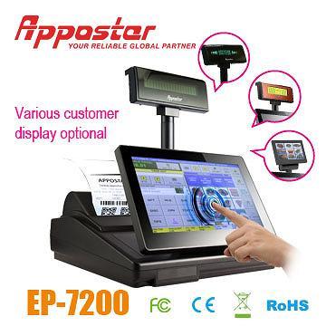 Appostar ECR POS EP7200 Various