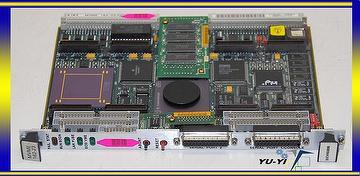Motorola MVME 162-23 01-W3884B 01A & 84-W8837801A Memory