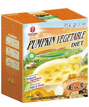 Kingkung-Pumpkin Vegetable Diet