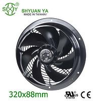 300mm Axial Ventilation Roof Mounted Exhaust Fan