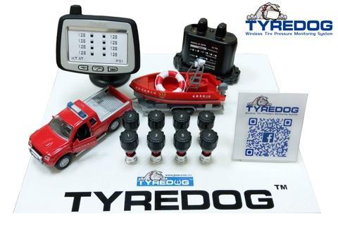 Truck monitor accessories