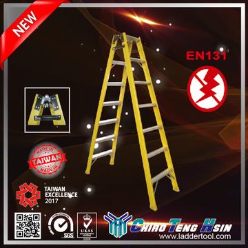 FTEP Fiberglass Staright Ladder