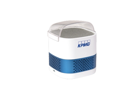 Customized Luft Cube Personal Air Purifier_KPMG