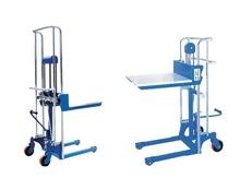 NOVELTEK Manual Pallet Stacker 400KG