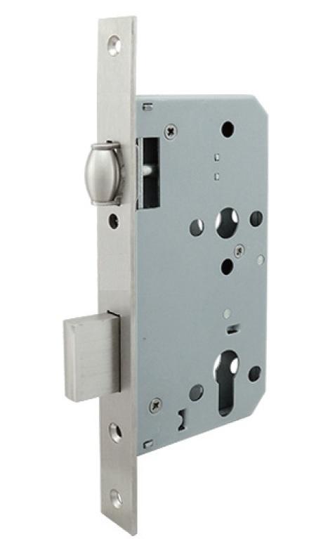 Taiwan Euro Mortise Lock Case Lock Body Roller