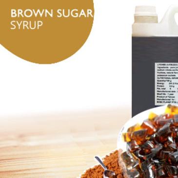 Brown Sugar Syrup