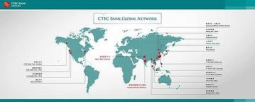 CTBC Bank Global Network