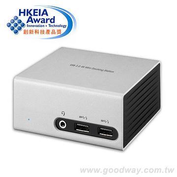 USB 3.0 4K Mini Docking Station