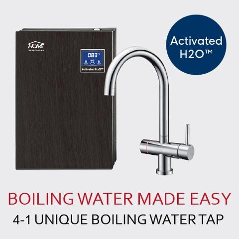 Activated H2O™ Boiling Water Tap