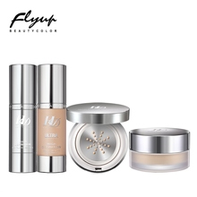 Best selling makeup HD waterproof mineral foundation sets