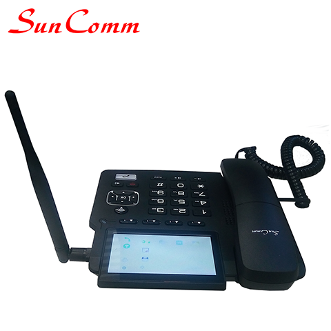 Taiwan Video Touch screen 4G LTE Fixed Wireless Phone Wifi