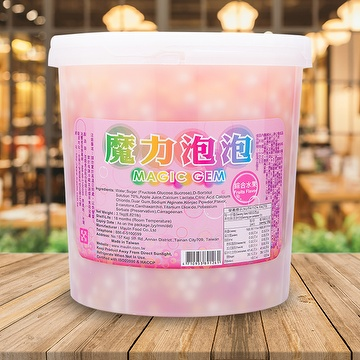 Taiwan Maulin Food - Magic Gem / Jelly Series | Taiwantrade