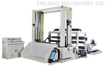 Takano PE Laminated Cup Board Slitter / High Speed Mill-roll Slitter