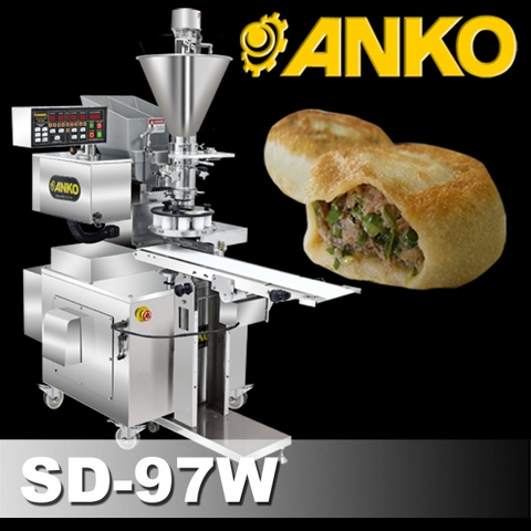 Automatic Scallion Cake Making Machine (Stainless Steel, Hot Sale)