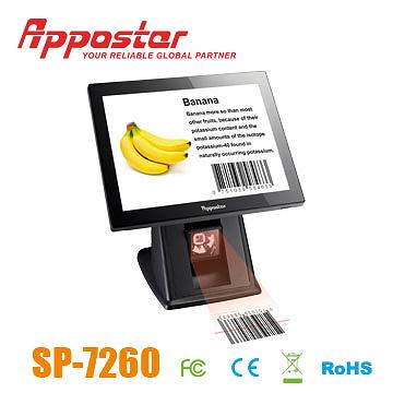 Appostar Multi Function POS SP7260 Front View