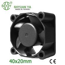 40mm 4cm 5vdc 12v 2-pin computer cpu micro fan axial
