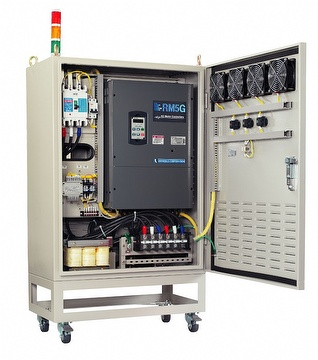 Jin-Energy Frequency Inverter Chassis Unit
