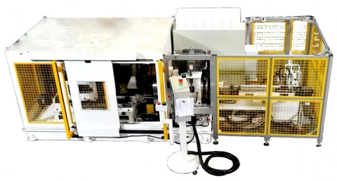 CNC servo spinning machine (Twin cones)
