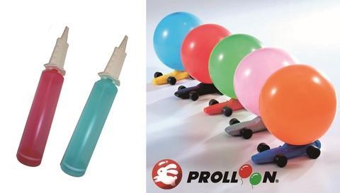 jet racer - Balloon car -  Science game balloon toy