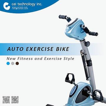 Auto Exercise Bike for all ages
