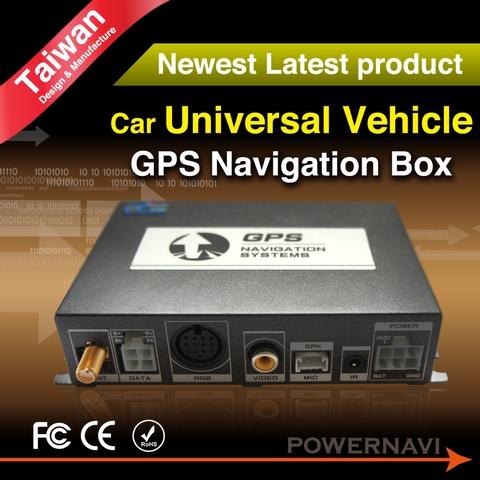 GPS Navigation Box Manufacturer from Taiwan