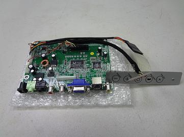AD Board ; VGA, HDMI, AV, Audio; TTL/LVDS